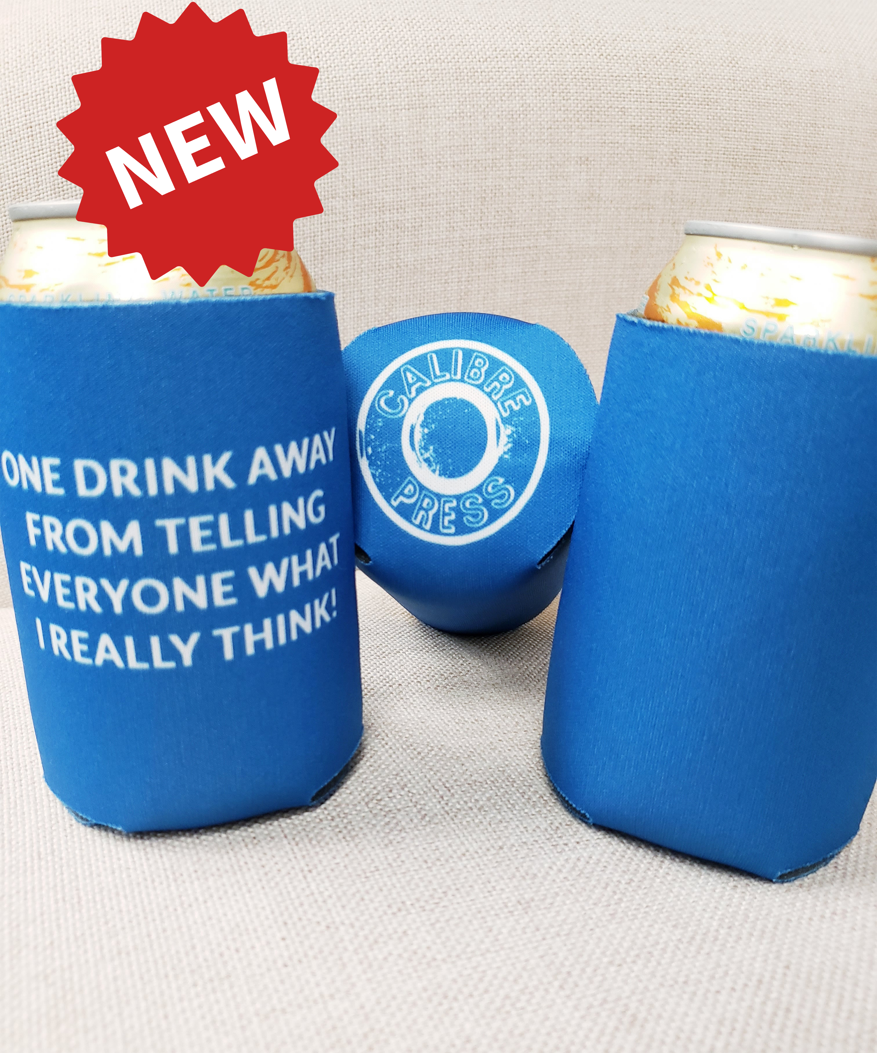 NEW Fun Calibre Koozie